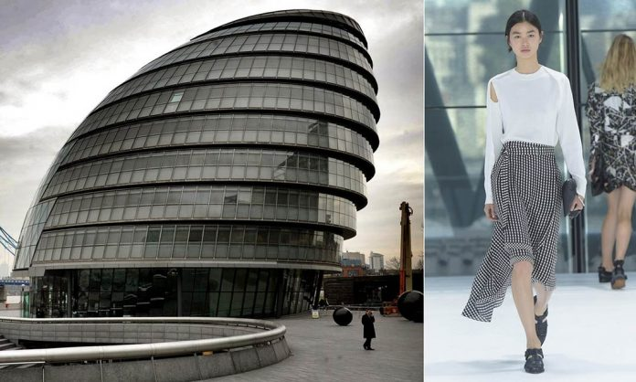 Location, location, location: the meaning behind London fashion week venues