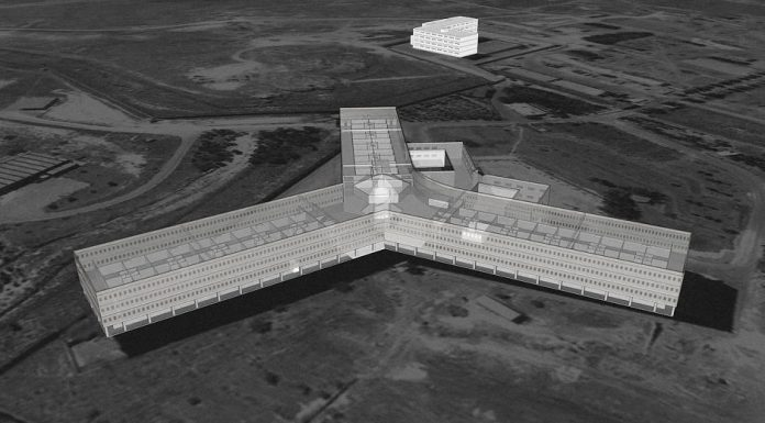 How Forensic Architecture Revealed Details Of A Secret Military Prison In Syria