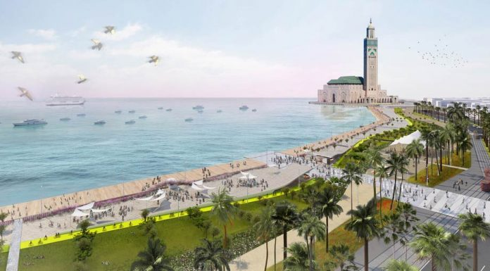 Lemay Wins Global Bid to Redesign Casablanca Coast