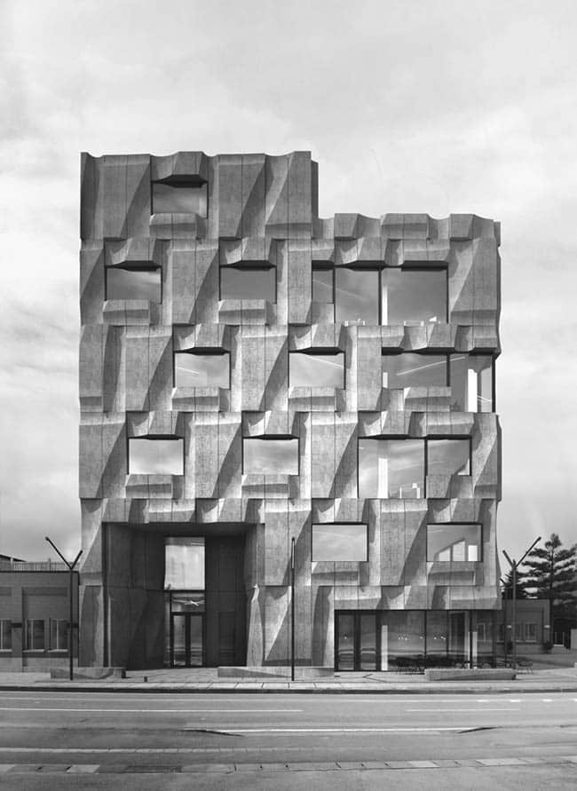 Batay-Csorba Architects Reimagines the Precast Concrete Building in Toronto