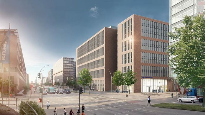 gmp to design the New Olympus Campus in Hamburg