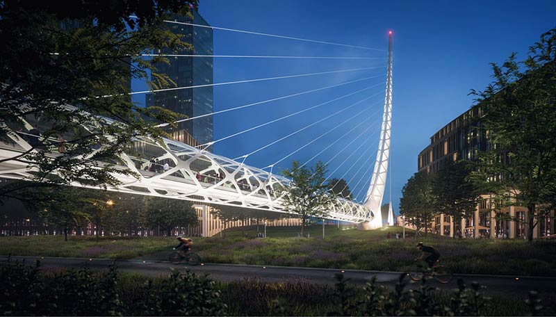 Calatrava finally arrives in London – but is he rehashing old ideas?