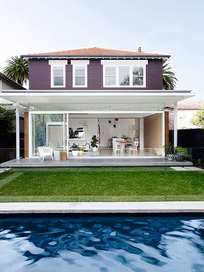Coogee House / Madeleine Blanchfield Architects