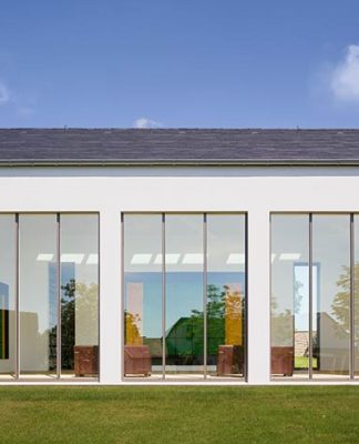 Kunst in Weidingen by Axt Architekten