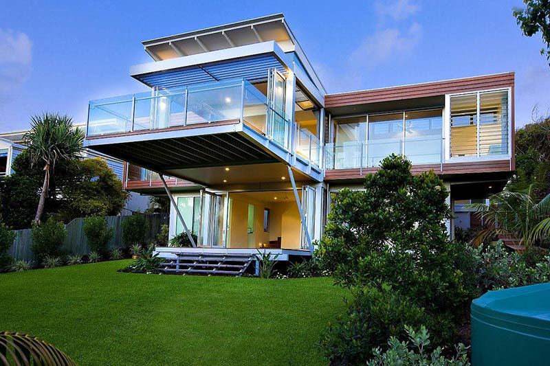 Key Features in the Design of an Eco-Friendly Home