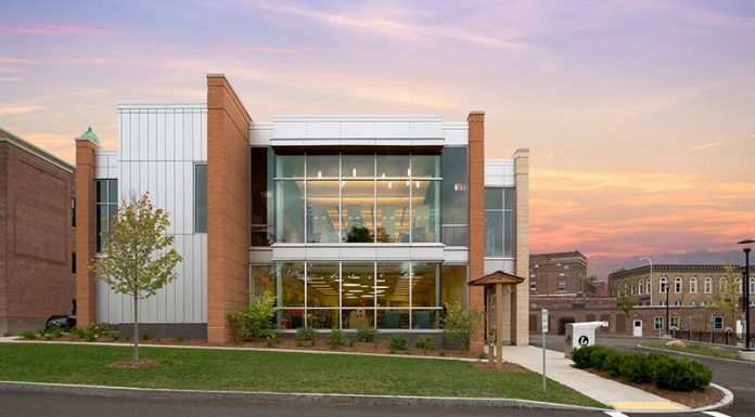 Architecture spotlight on Athol Public Library by Tappé Architects