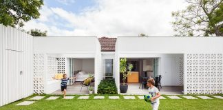 Breeze Block House / Architect Prineas