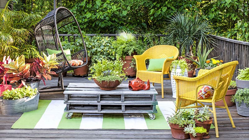 5 Tips for Making the Most of a Small Garden