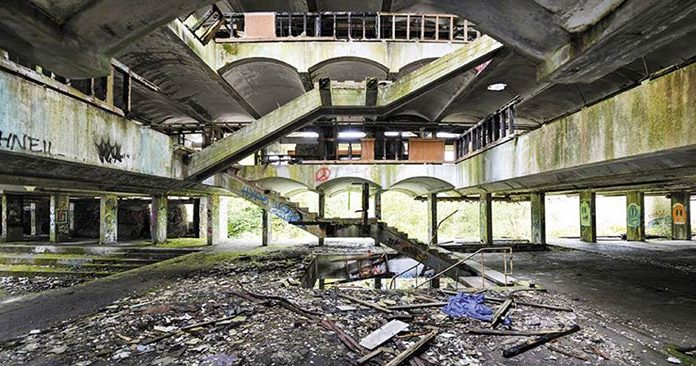 Life after death? Resurrecting a modern ruin