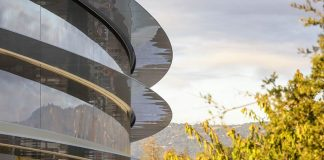 Foster's Apple Park opens to employees in April