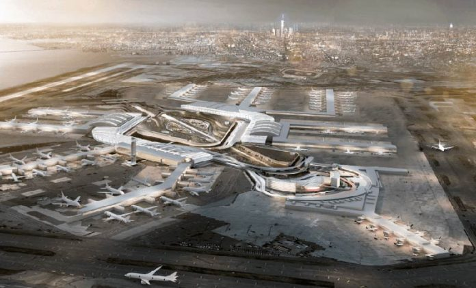 New York's Port Authority approved a plan that includes a new bus terminal and airport upgrades