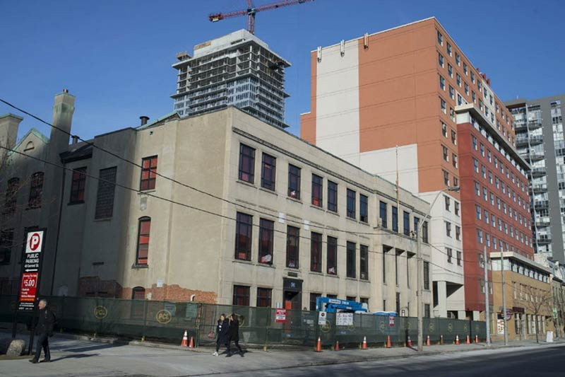 Toronto's Ryerson University plans innovation hub in heritage building