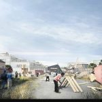 Newly qualified architects win restricted design competition for new school of architecture in Aarhus