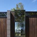 A Pavilion Between Trees / Branch Studio Architects