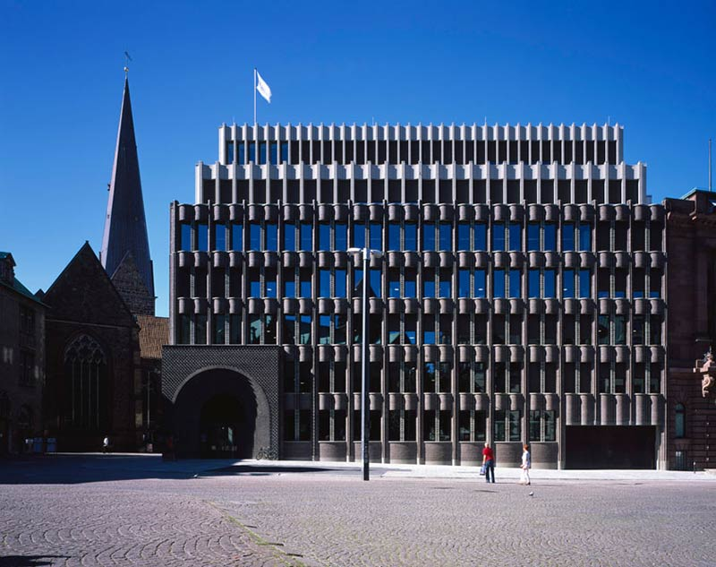 Bremer Landesbank, Bremen by Caruso St John Architects