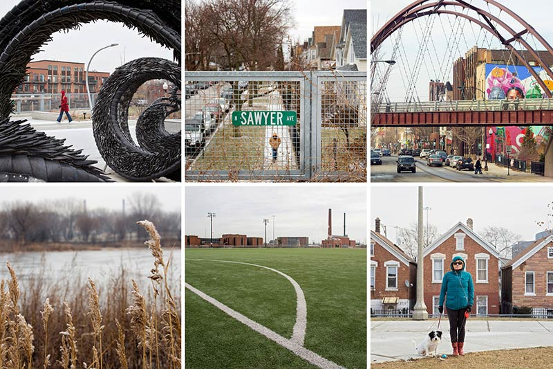 In Chicago and Philadelphia, the Difference a Park Makes