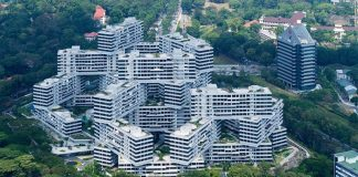 The Interlace by OMA, Singapore