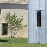 Conversion of the Former Hospital of Meursault / JUNG Architectures & Simon Buri