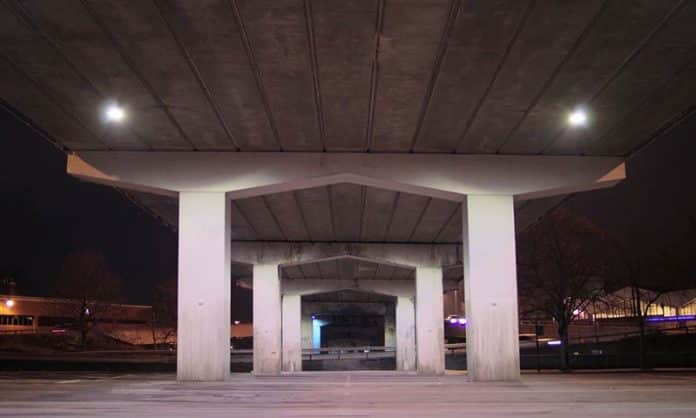 The ring road is a monument to postwar planning
