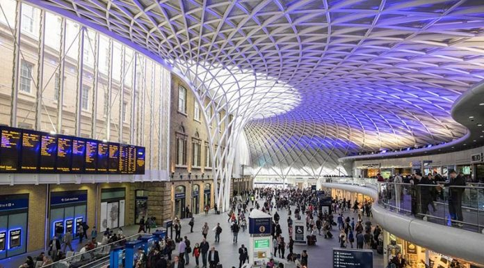 Railway stations are the beating heart of urban regeneration