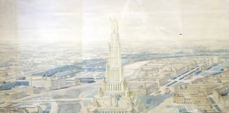 Phantoms of Moscow: museum unveils city's unrealised architecture