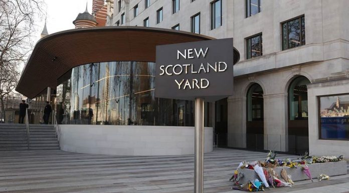 Inside New Scotland Yard: a neoclassical riverside pile with en suite liveried loos