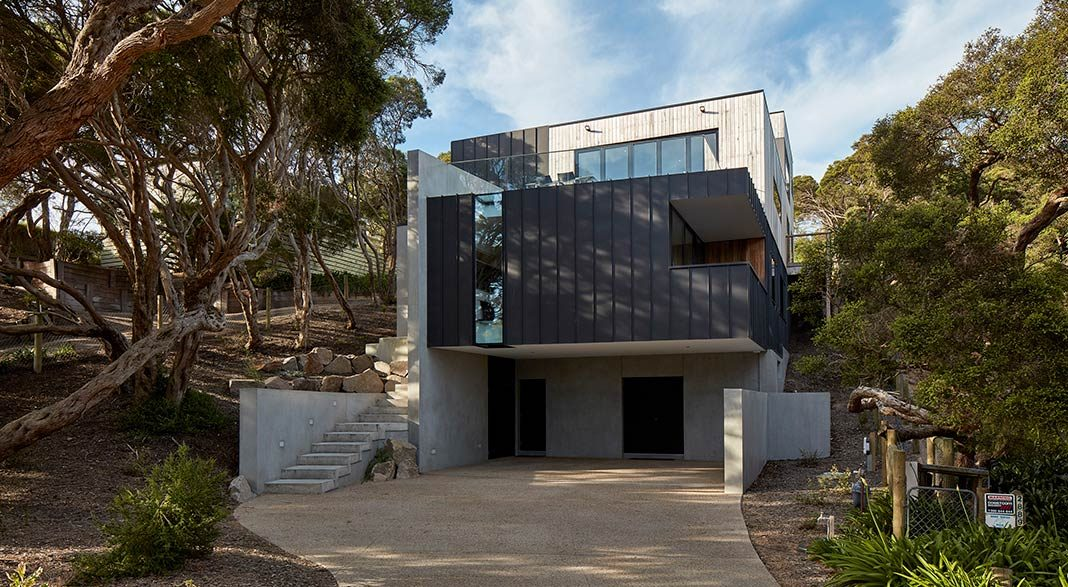 Blairgowrie Beach House / DX Architects