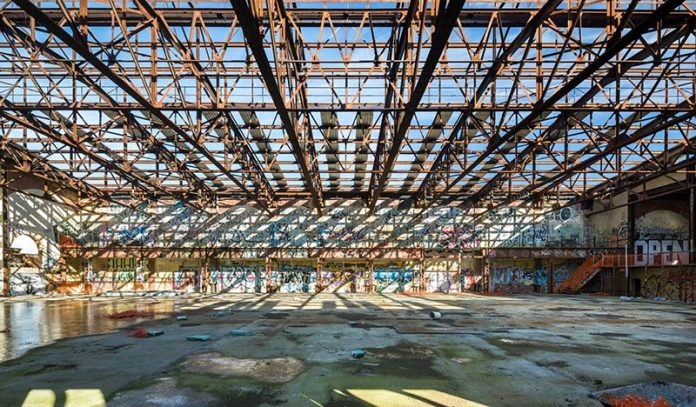 Herzog & de Meuron will turn Gowanus' 'Batcave' into an art production factory