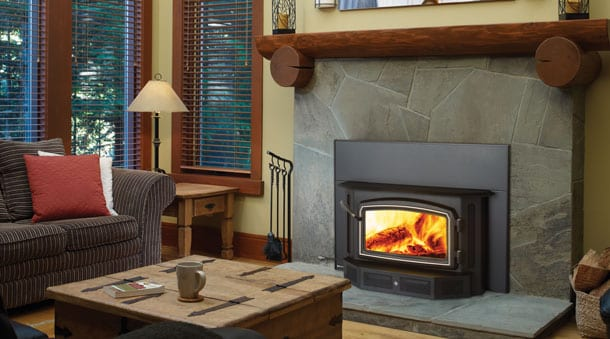 Why a Fireplace Insert is a Great Home Improvement Idea