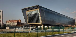Eurasia Tunnel Operation & Maintenance Building / GMW MIMARLIK