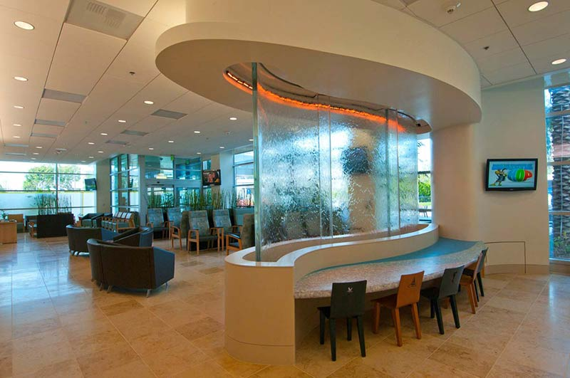 3 ways an indoor water feature will transform your office for Pictures for your office