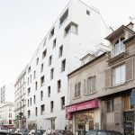 14 Housing Units + 1 Retail Space / AVENIER CORNEJO architectes