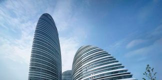 Wangjing Soho by Zaha Hadid Architects