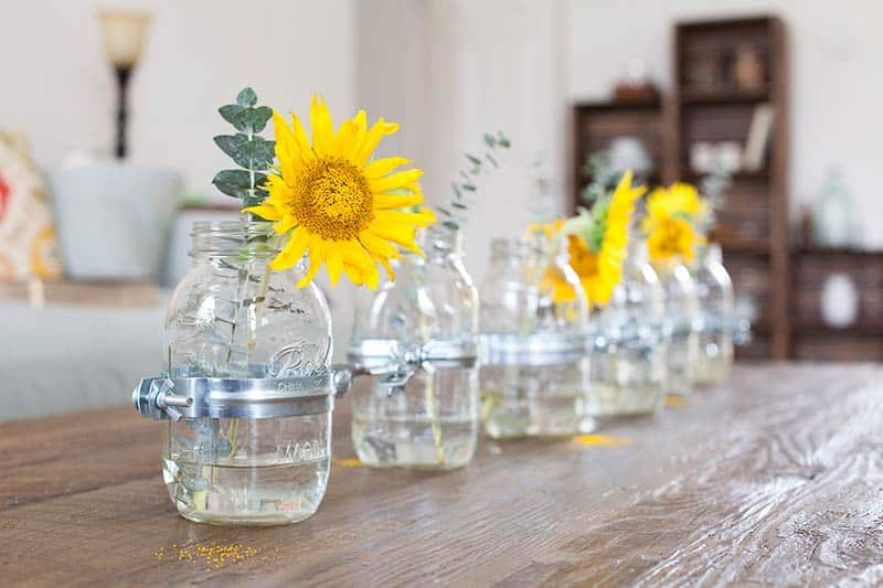 Five Mason Jar Centrepiece Ideas Architecture Lab