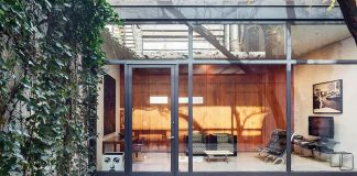 Philip Johnson's Rockefeller Guest House
