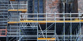 5 Home Improvement Projects That Require Scaffolding to Complete