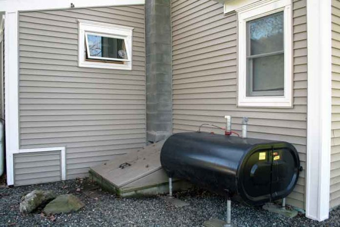 Check Your Oil Tank to Avoid Disaster