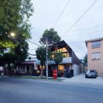 Coppin Street Apartments / MUSK Architecture Studio