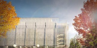 Preserving Heritage: Grand Théâtre de Québec to Don Glass Casing by Lemay and Atelier 21