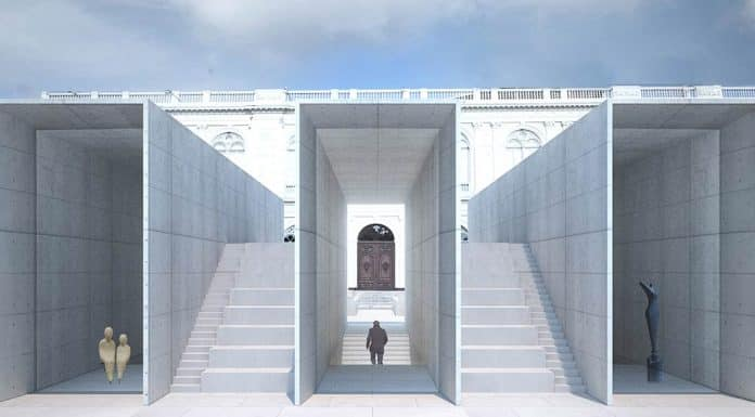 The Lima Art Museum New Contemporary Art Wing / Efficiency Lab for Architecture PLLC