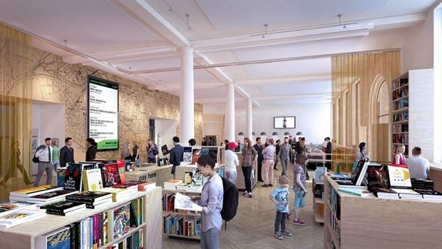 Design Unveiled For The State Library Victoria Vision 2020 Redevelopment In Melbourne Australia Architecture Lab