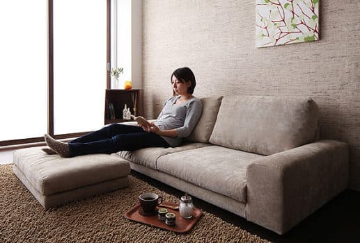 38 Brilliant Floor Level Sofa Designs
