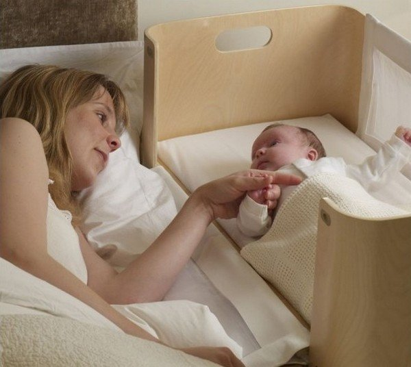 The culla belly co sleeper will keep your little loved one close architecture lab 2