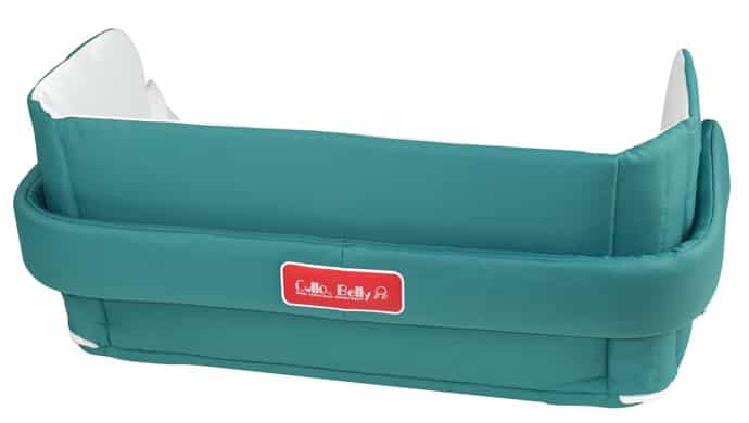 The culla belly co sleeper will keep your little loved one close architecture lab 4