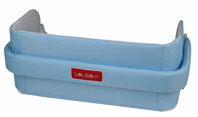 The culla belly co sleeper will keep your little loved one close architecture lab 5