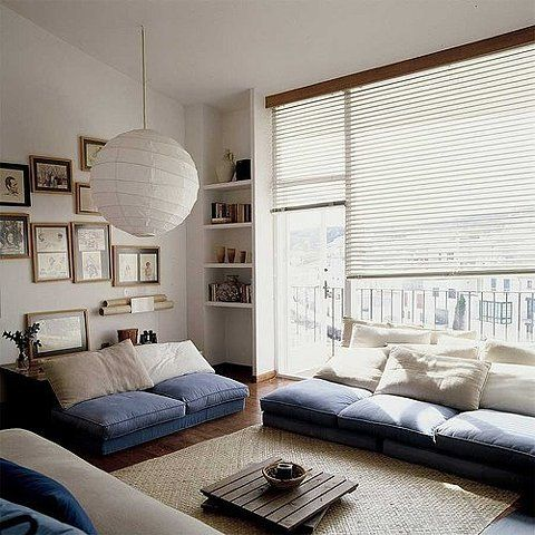 It Goes Without Saying That Floor Level Sofas Emphasize The Feeling Of  Space Through Both Volume And Light Invited In.
