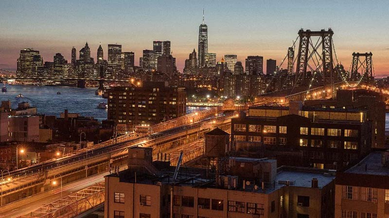 Inside n. Y. C. 's plan to fight climate change through architecture