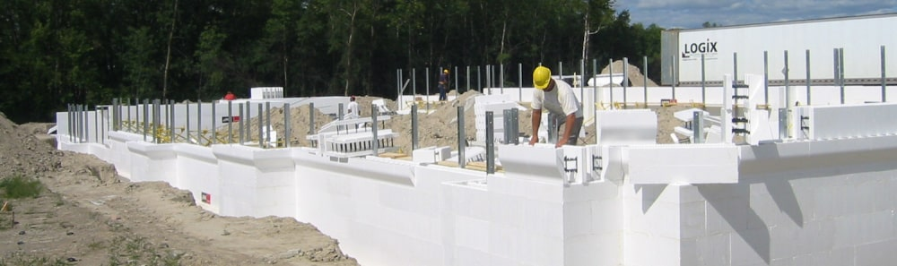 What is insulated concreteicf and how is it used in contemporary icf blocks were initially conceptualized in europe but the technique had evolved long before in the 1960s wherein experimental builders were using modern solutioingenieria Gallery