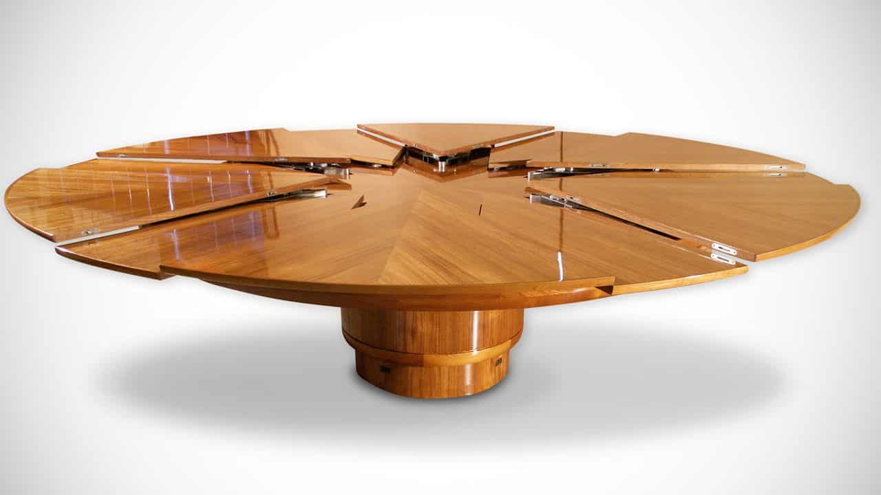 The Fletcher Capstan Table   Inexplicably Beautiful Design U0026 Engineering    Architecture Lab