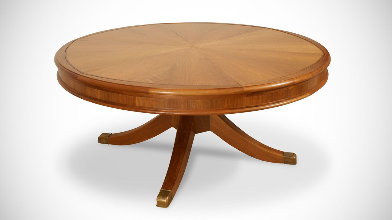 The Fletcher Capstan Table Inexplicably Beautiful Design